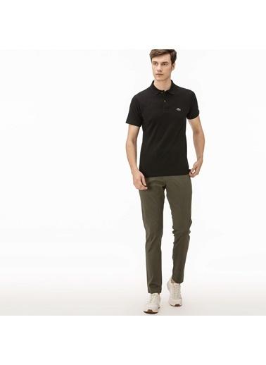 Lacoste Erkek Slim Fit Pantolon HH9547.S7T Yeşil